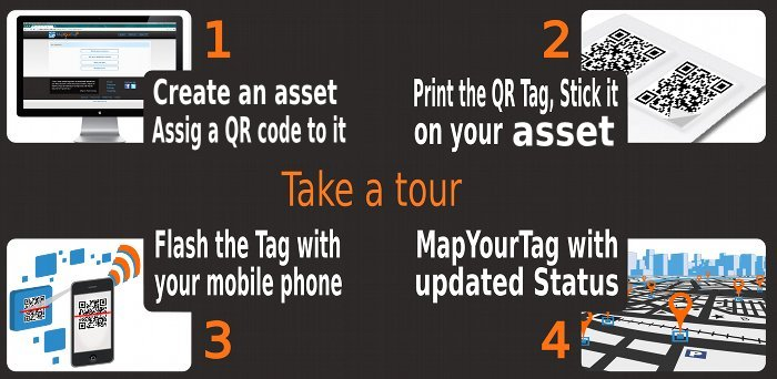 Asset Tracking Software with QR code | Take a tour
